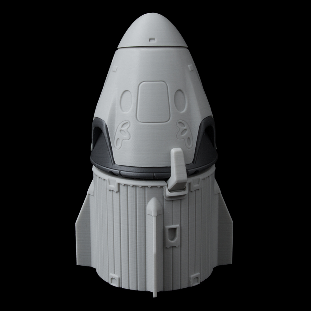 Space X Crew Dragon