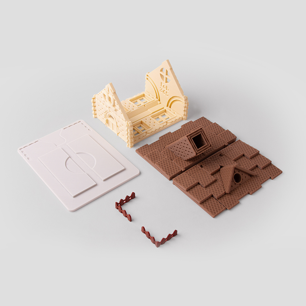 Foldable Cookie house