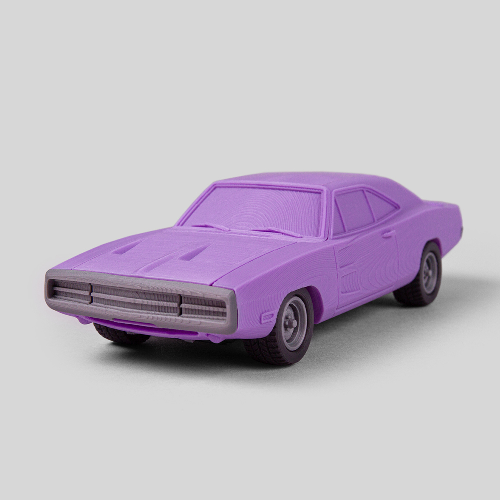 Foldable Dodge Charger