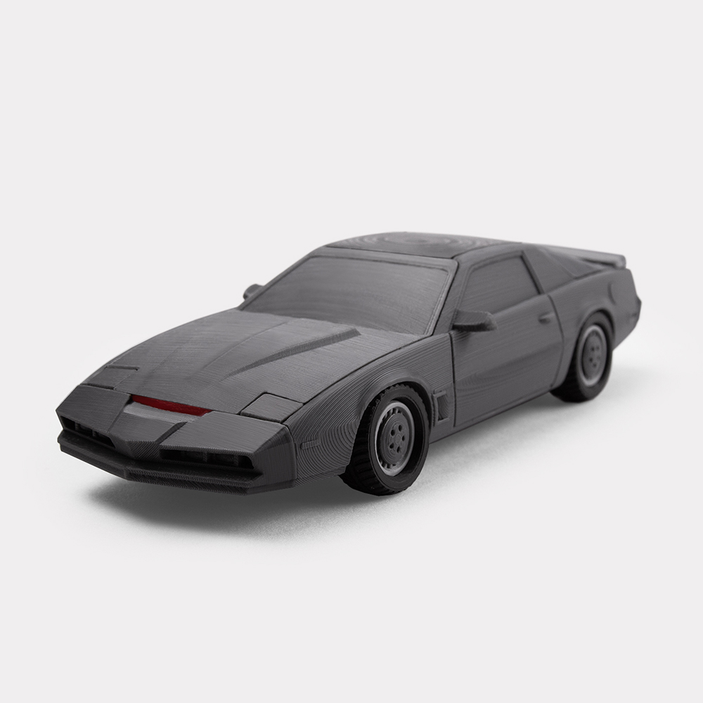 Additional parts for KITT