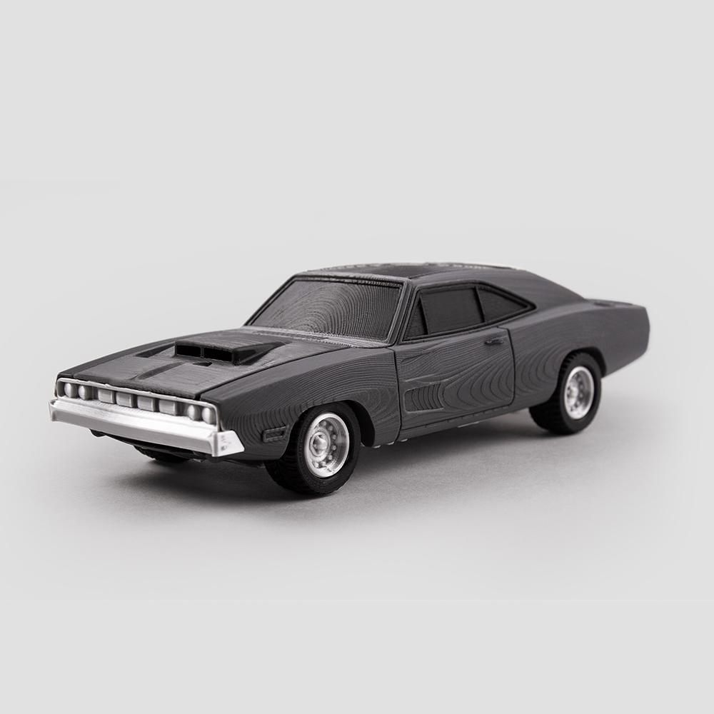Blade's Dodge charger